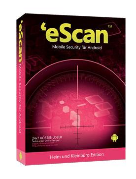eScan  Mobile Security für Android