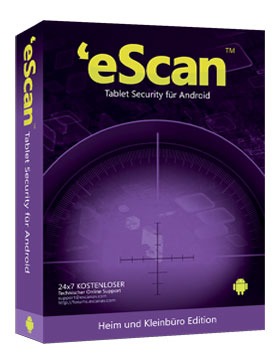 eScan Tablet Security für Android