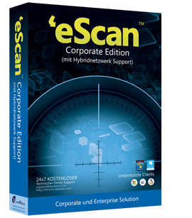 eScan Anti-Virus for Small and Medium Businesses (SMBs)